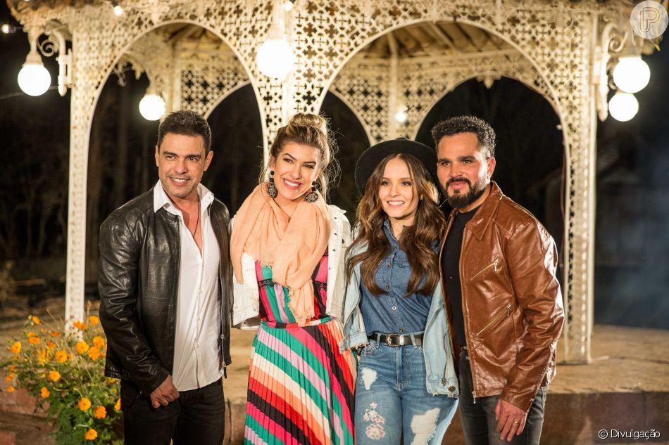 b0d97982abc5e Larissa Manoela é a estrela de novo clipe de Zezé Di Camargo e ...