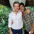 'Nós precisamos de umas férias, de um sabático', declarou Leo Chaves