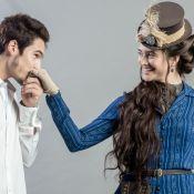 'O Tempo Não Para': Marocas retribui beijo de Samuca ao ser pedida em namoro