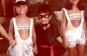 Veja os famosos, como Sabrina Sato, que já brincavam Carnaval desde pequenos