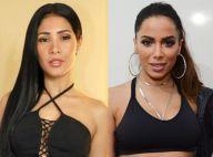 Simaria esclarece rumor de briga com Anitta: 'Nós fomos até ela dar um conselho'