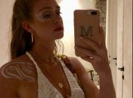 Na Grécia, Marina Ruy Barbosa curte festa com ritual de pintura corporal. Vídeo!