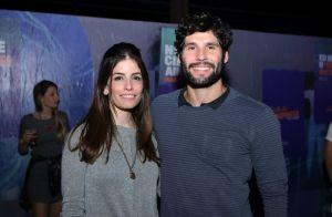 Dudu Azevedo é pai! Nasce Joaquim, primeiro filho do ator com Fernanda Mader