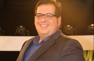 Leandro Hassum brinca sobre fase 'galã': 'Meu negócio é pegar a Deborah Secco'