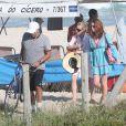 Marina Ruy Barbosa foi à praia da Reserva, no Recreio dos Bandeirantes, Zona Oeste do Rio de Janeiro, na tarde deste sábado, 2 de julho de 2014