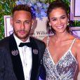 Neymar tem compartilhado momentos divertidos com a namorada, Bruna Marquezine, no Instagram