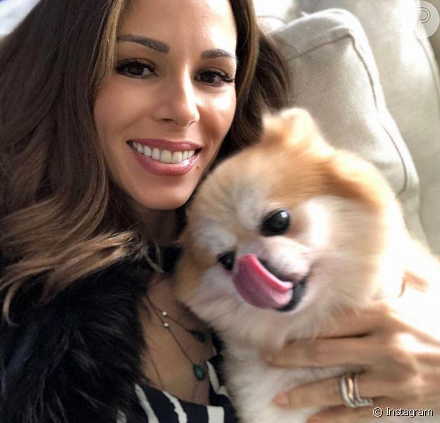 Ana Furtado esclareceu que animais de estimações são benéficos no tratamento contra câncer