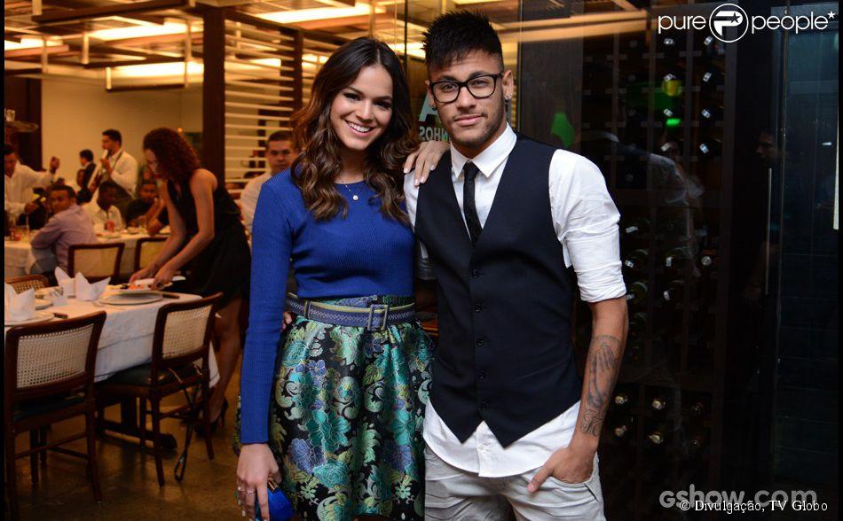 65b8f4d239468 Namoro de Bruna Marquezine e Neymar terminou por causa de mágoas e  traições