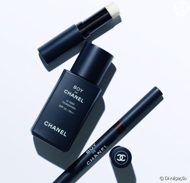 Make masculina da Chanel, nova linha Boy de Chanel chega ao Brasil no início do ano que vem