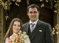 'Orgulho e Paixão': Elisabeta se casa com Darcy após destruir provas contra ela