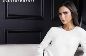 b757892decb Victoria Beckham doa 600 peças de roupas em prol de ONG para mulheres