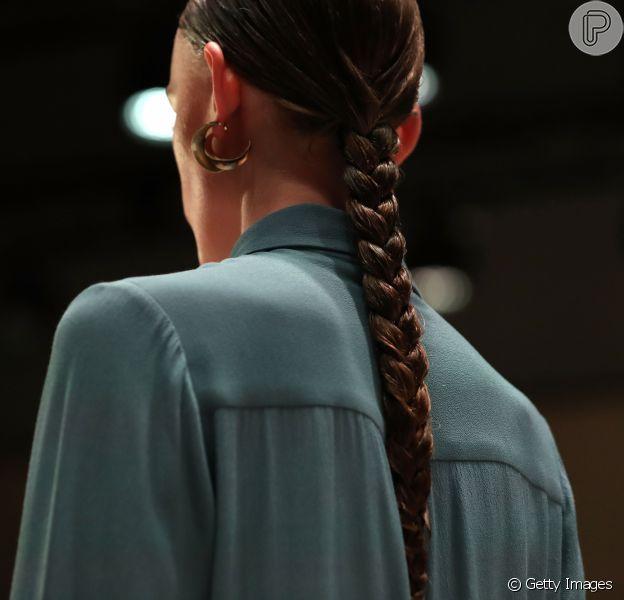 O penteado mais procurado no Pinterest tem uma grande variedade de estilo! Veja 10 modelos de tranças para se inspirar