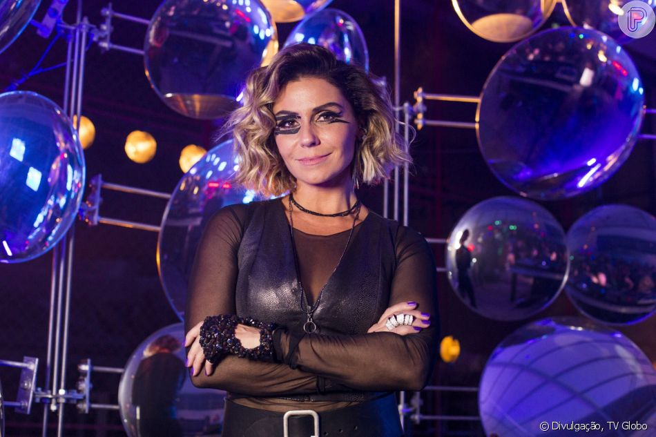 Luzia (Giovanna Antonelli) afirma que vai se vingar de Laureta (Adriana Esteves) e Karola (Deborah Secco) no capítulo de segunda-feira, 10 de setembro de 2018 da novela 'Segundo Sol'