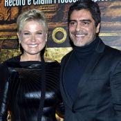 Xuxa e Junno Andrade vão trabalhar juntos na TV: 'Ele está todo borrado'