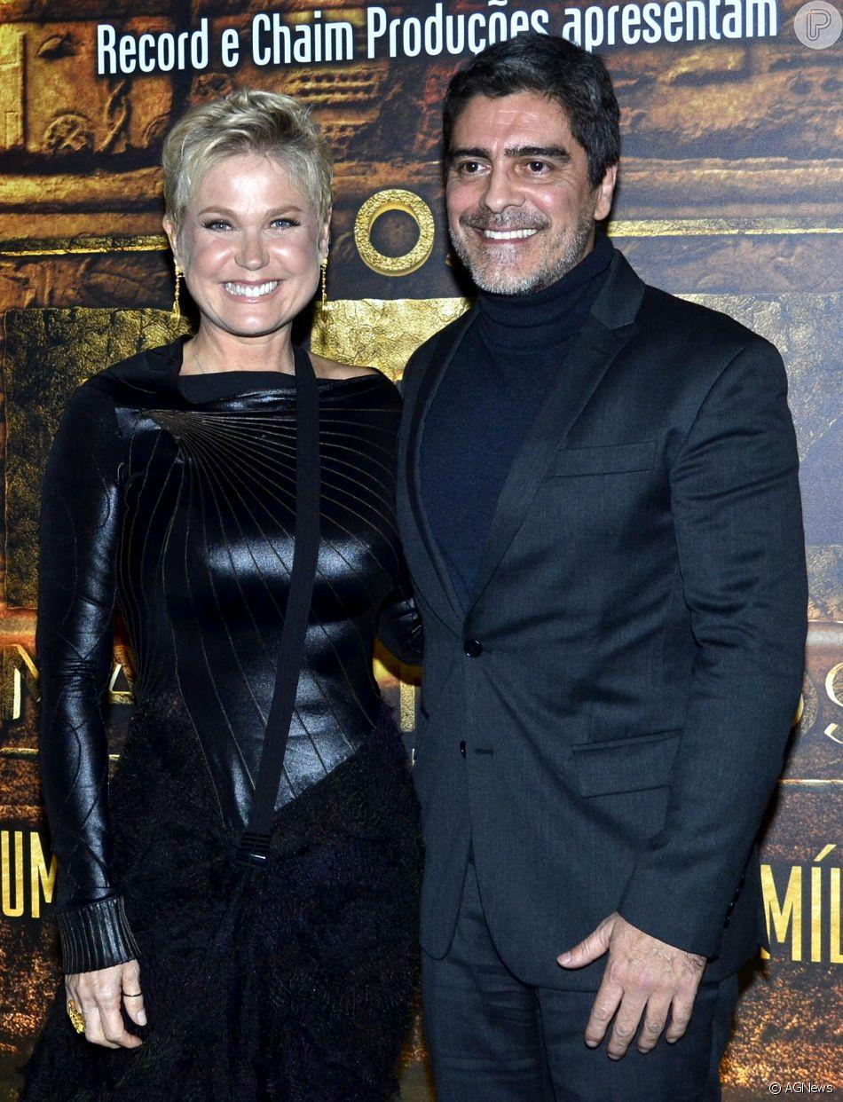 Xuxa e Junno Andrade vão comandar juntos o programa 'Dancing Brasil'