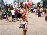 Sheron Menezzes leva filho à Disney pela 1ª vez: 'Estamos aqui'. Veja fotos!