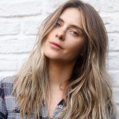 Carolina Dieckmann renova visual para a novela 'O Sétimo Guardião': 'Amo mudar'