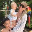 Eliana sempre compartilha momentos em família nas redes sociais