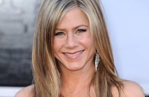 Aos 45 anos, Jennifer Aniston dá dicas de beleza: 'Não se produza demais'