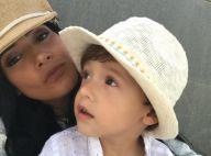 Fofura! Simaria mostra foto com filho, Pawel: 'Minha luz e fonte de inspiração'