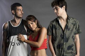 'Segundo Sol': Rosa admite a Valentim estar grávida de Ícaro após flagra na cama