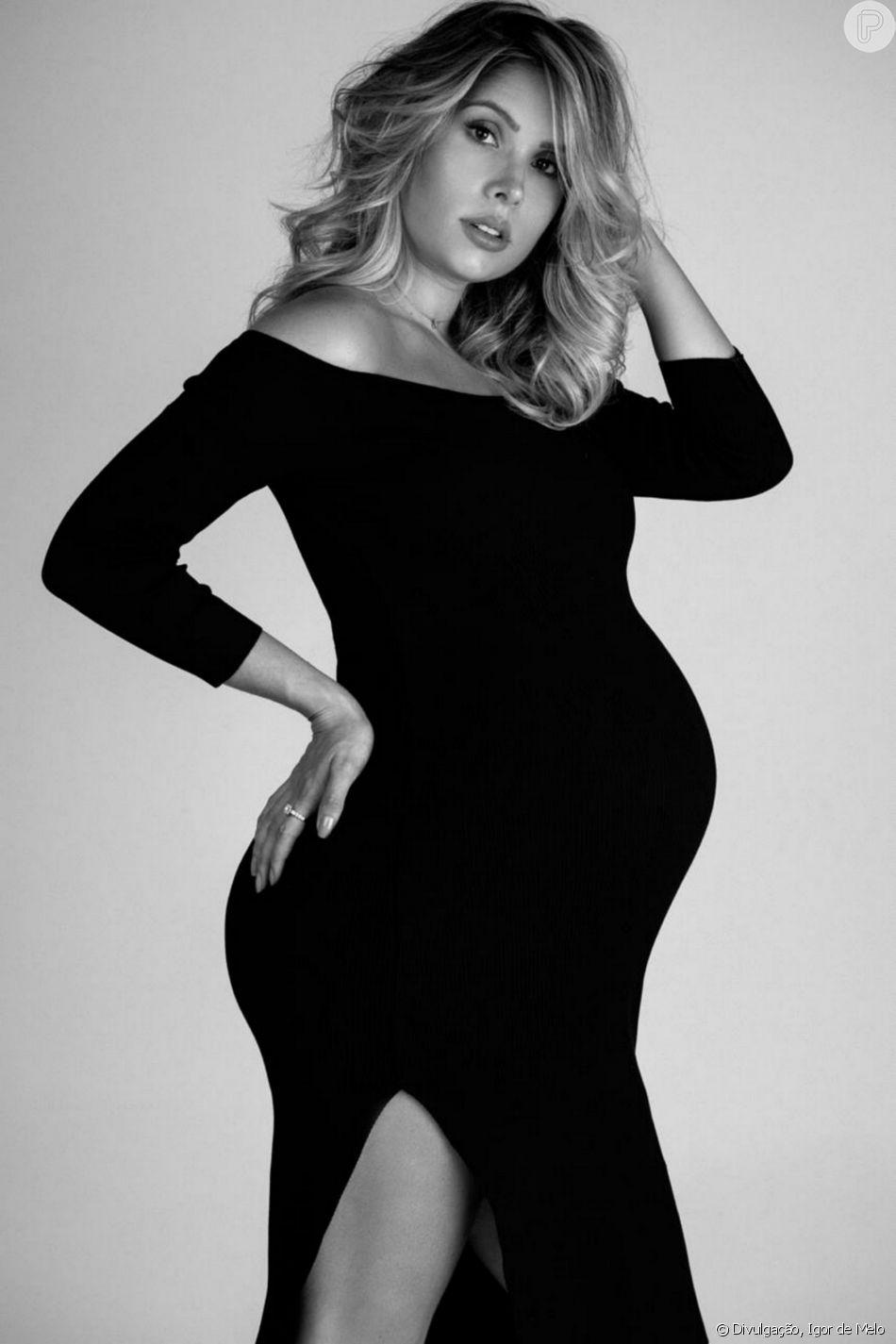 Mulher de Wesley Safadão, Thyane Dantas está grávida do segundo filho do casal