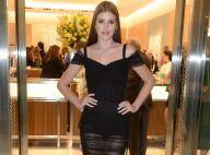 Tule e transparência: confira o look D&G de Camila Queiroz em evento. Fotos!