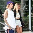 Justin Bieber e Hailey Baldwin  foram vistos em um cartório em Nova York