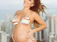 Duda Nagle mostra barriga de Sabrina Sato em ultrassonografia: '30 semanas já'