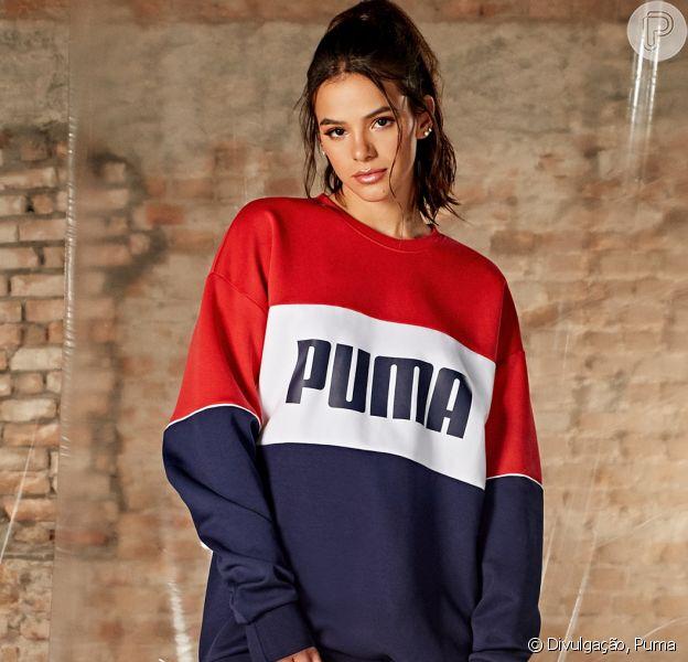 Bruna Marquezine protagoniza a campanha da série #DoYou da Puma