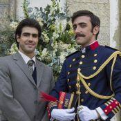 'Orgulho e Paixão': juntos, Luccino e Otávio usam passagem secreta para se verem