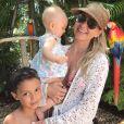 Eliana lembrou que a gravidez da filha, Manuela, foi de risco