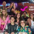 'O debate se tornou mais rico, toma mais tempo do programa e dá a chance de os assuntos se assentarem para poder ter vários pontos de vista', disse Fernanda Lima sobre a nova temporada do 'Amor & Sexo'