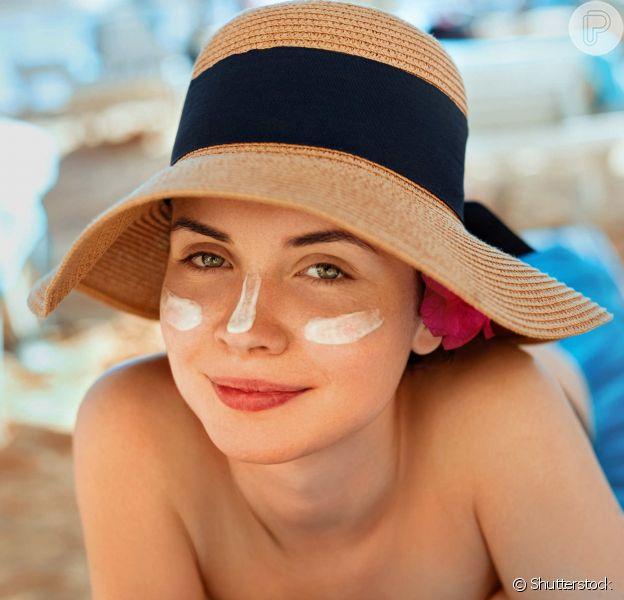 Veja o melhor tipo de protetor solar para peles com acne