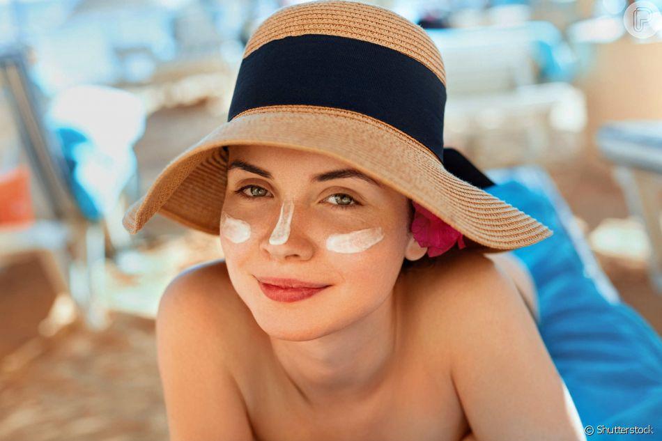 Tem Na Web - Problemas com acne? Saiba qual o melhor protetor solar para esse tipo de pele