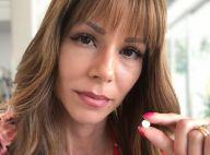 Ana Furtado inicia medicação em tratamento contra câncer: 'Remédio por 5 anos'