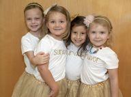 Conheça as menininhas que comemoraram a cura do câncer com ensaio fofíssimo!