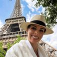 Ana Furtado não abriu mão de viajar com a família durante o câncer de mama