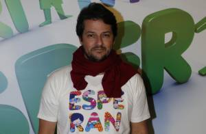Marcelo Serrado volta a interpretar personagem gay: 'Diferente de Crô'
