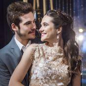 'O Tempo Não Para': Samuca declara à namorada, Waleska, que ainda ama Marocas