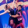 Dani Calabresa fez cirurgia nos rins durante o 'Dança dos Famosos'