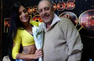 Dançarina do 'Faustão', Aline Riscado é afastada de posto de rainha de bateria
