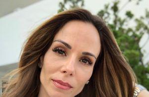 Ana Furtado faz exames 6 meses após cirurgia para câncer de mama: 'Coragem'