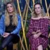 'A Fazenda': após brigas, Ana Paula e Nadja se enfrentam para escapar da Roça