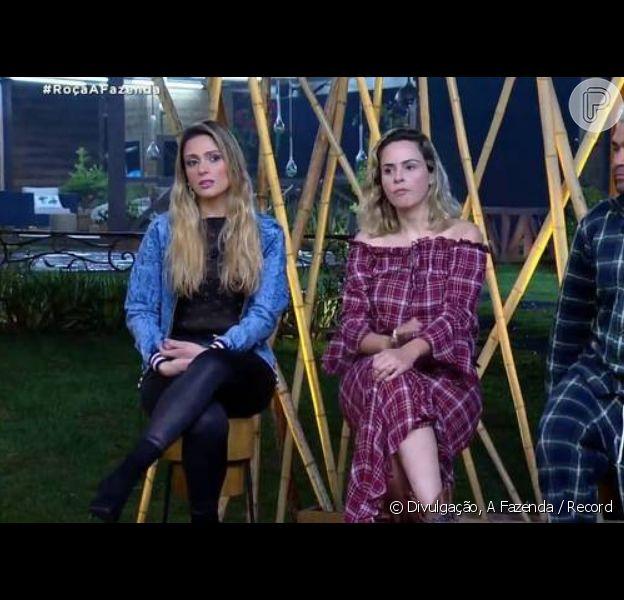 Em 'A Fazenda 10', Ana Paula Renault e Nadja vão se enfrentar para escapar da Roça