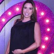 Patricia Abravanel anuncia gravidez 8 meses após filha Jane nascer: 'Menininho'