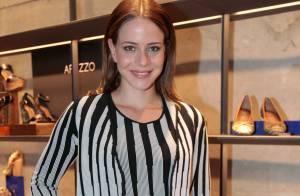 Leandra Leal evita usar roupas curtas após perder 5kg: 'Desconfortável'