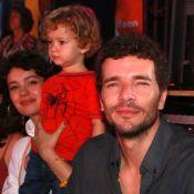 Sophie Charlotte e Daniel de Oliveira curtem circo com o filho, Otto. Fotos!