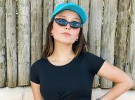Larissa Manoela rebate fã que cita ex-namorado em post de Leo Cidade. Veja!