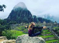 Grazi Massafera curte viagem para Macchu Picchu, no Peru, durante férias da TV
